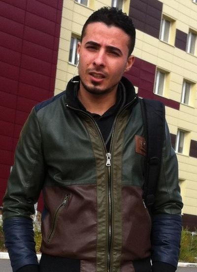 Омар Али, 17 апреля , Харьков, id149338191