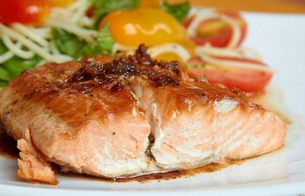 Ингредиенты.  4 стейка из белой рыбы (треска или пикша