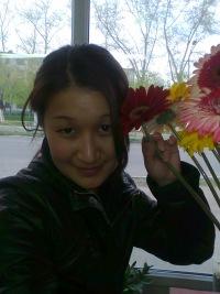 Камшат Аргымбаева, 17 мая 1999, Тайга, id154712279