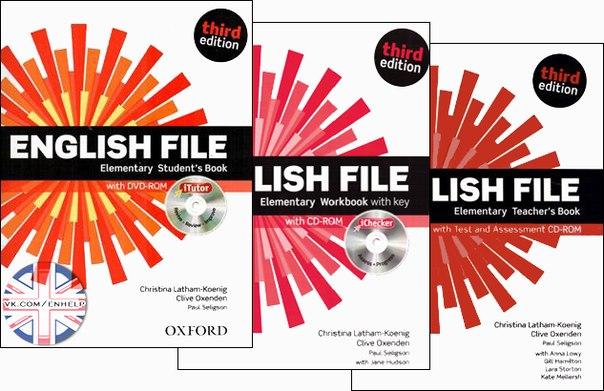English file third edition скачать elementary.