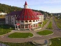 """Санаторий  """"Ассы """" располагается в 180 км от г. Уфы в Белорецком районе Республики Башкортостан, в Уральских горах на..."""