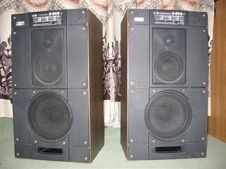 Колонки Радиотехника S-50: 550 грн.  - Акустические системы в Ужгороде на Slando.