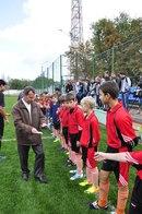 Чемпионат области среди юношей (стартовые матчи)