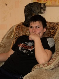 Алексей Фурмалин, 17 февраля 1992, Вавож, id39523770