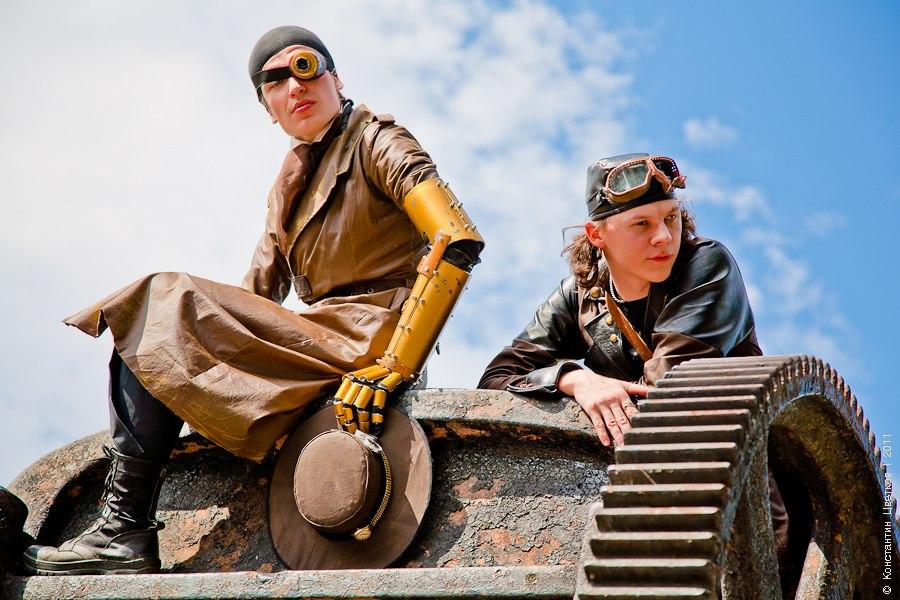 Воздушные пираты (косплей): фотосет (Фото 18)