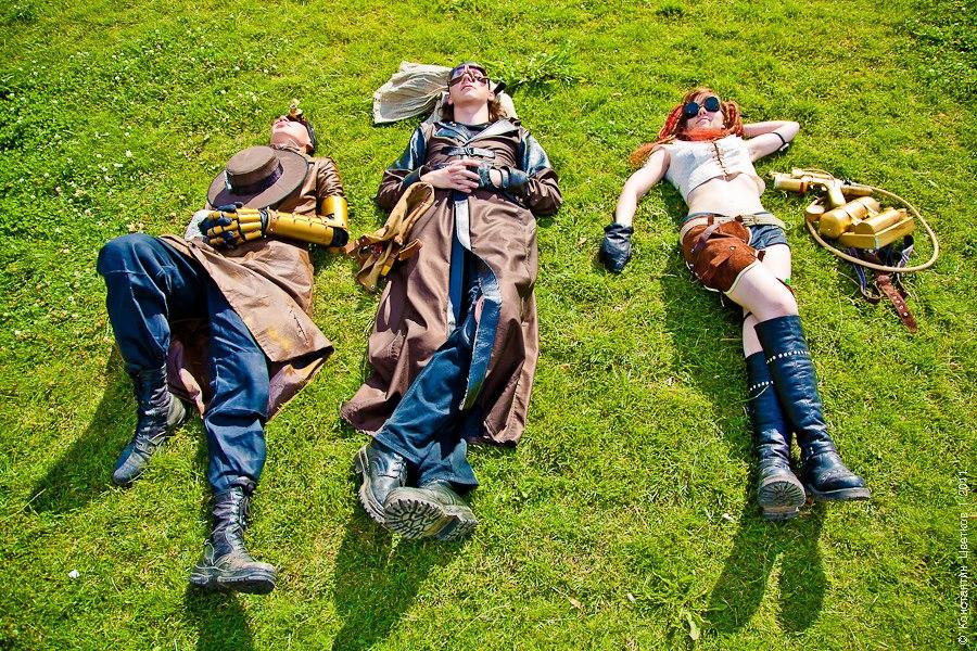 Воздушные пираты (косплей): фотосет (Фото 12)