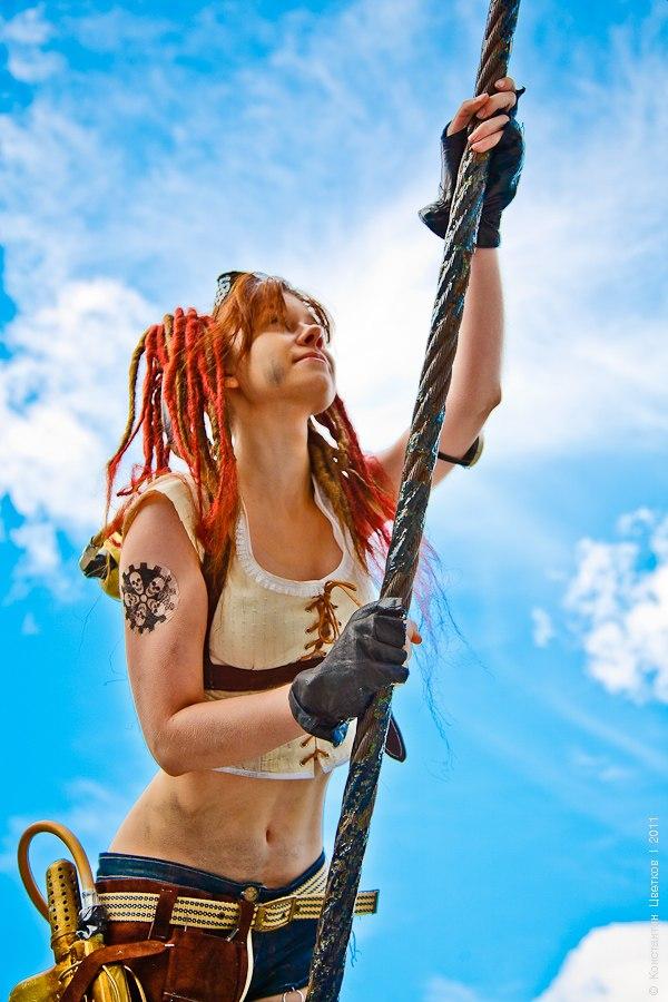 Воздушные пираты (косплей): фотосет (Фото 16)
