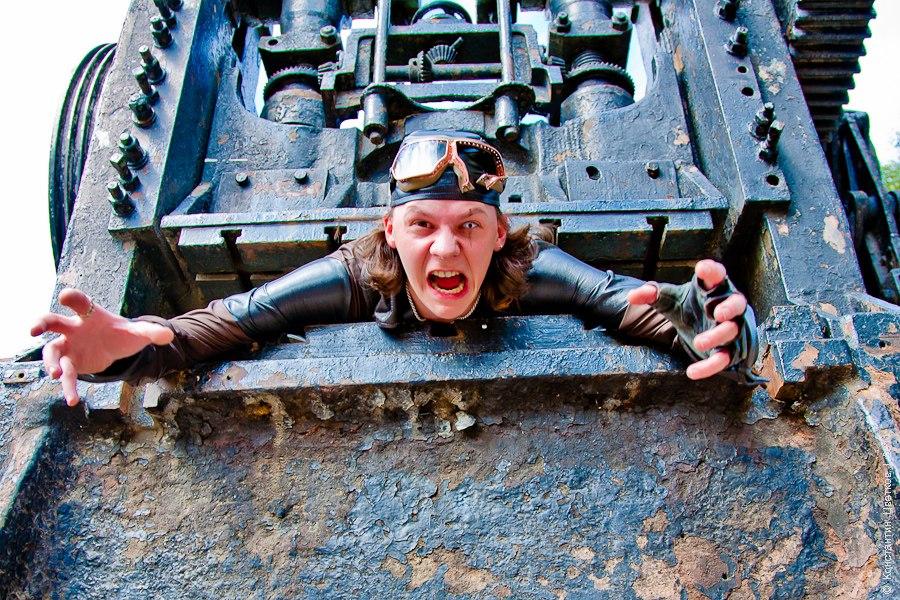 Воздушные пираты (косплей): фотосет (Фото 20)
