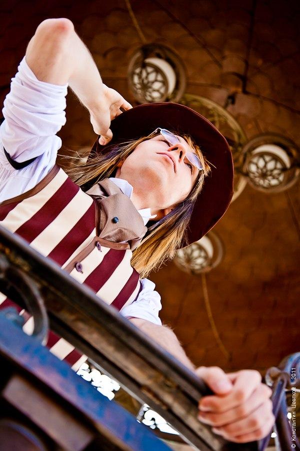 Воздушные пираты (косплей): фотосет (Фото 10)