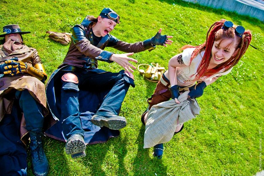 Воздушные пираты (косплей): фотосет (Фото 14)