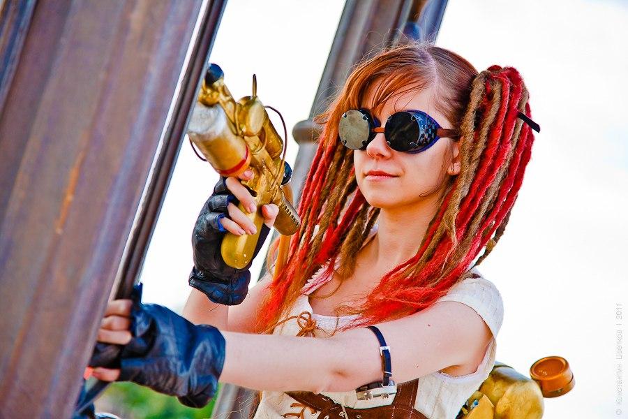 Воздушные пираты (косплей): фотосет (Фото 5)