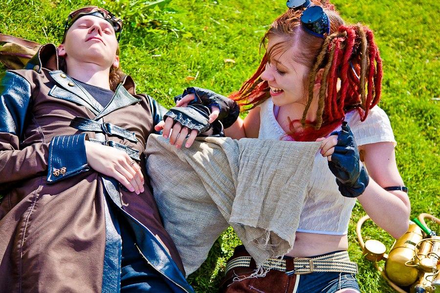 Воздушные пираты (косплей): фотосет (Фото 13)
