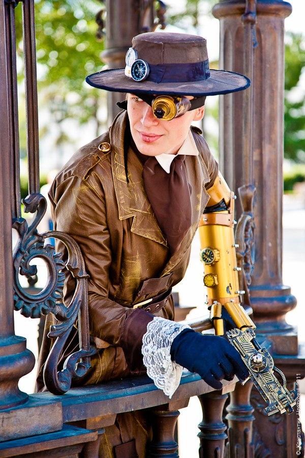 Воздушные пираты (косплей): фотосет (Фото 3)