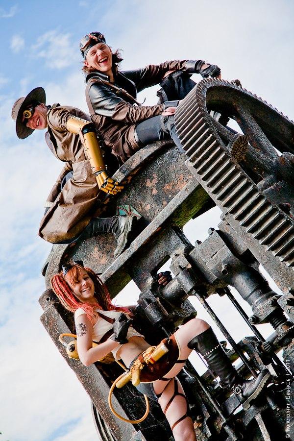 Воздушные пираты (косплей): фотосет (Фото 17)