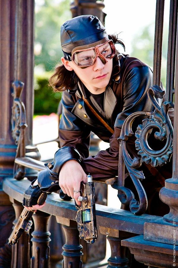 Воздушные пираты (косплей): фотосет (Фото 4)