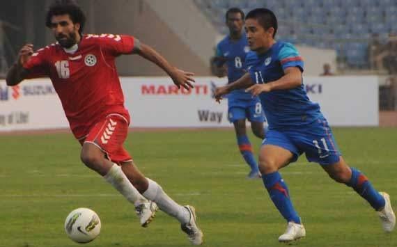 Футбол Индия