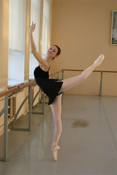 Видео как стать балериной в домашних условиях