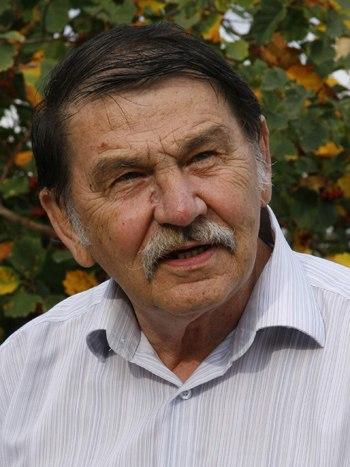 Сегодня умер Игорь Николаевич Алимпиев - КН