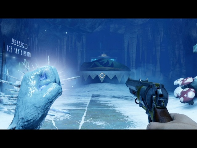 BioShock Infinite's Old Man Winter Plasmid IGN Conversation