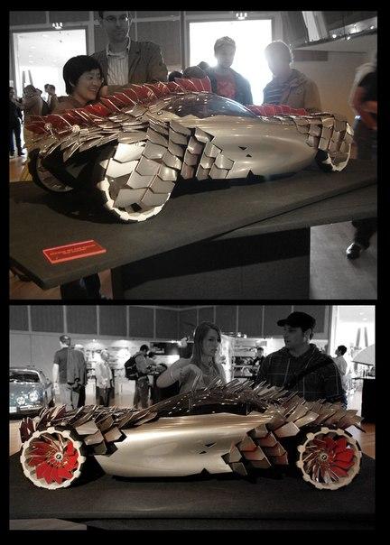 Концепт BMW Lovos