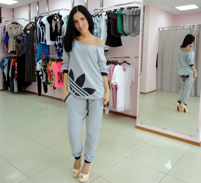 Женская Одежда Адидас