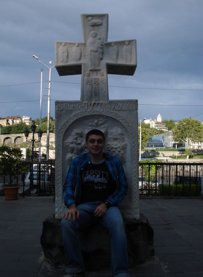 Giorgi Dodashvili, 29 сентября 1990, Санкт-Петербург, id209175739
