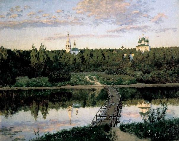 шедевры русской живописи: