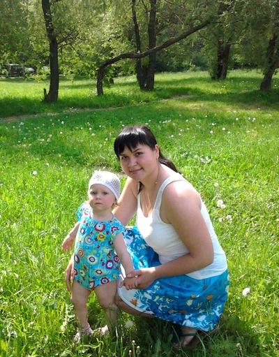 Юлька Чикулаева, 11 мая , Пермь, id4579137