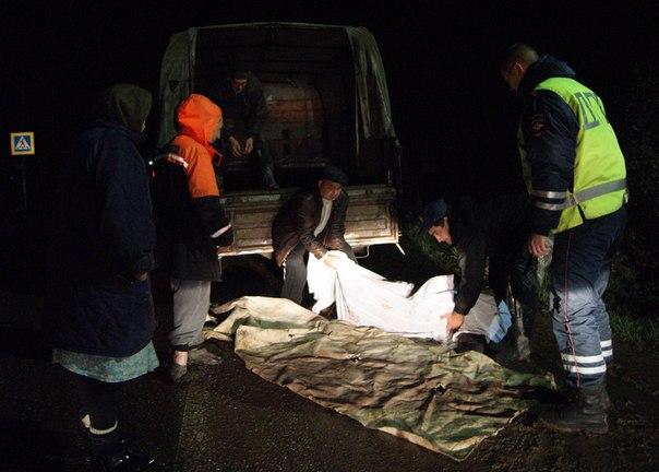 В страшном ДТП в Барде сбита женщина