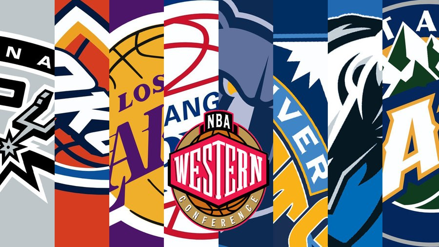 Western Conference NBA 2012