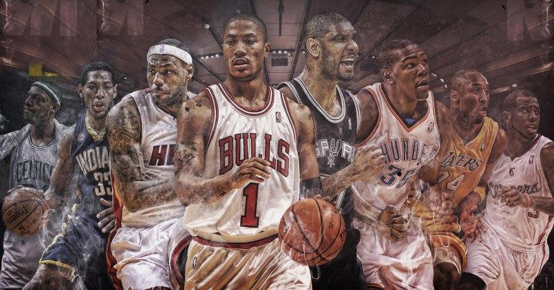 Лучшие команды НБА 2012 года