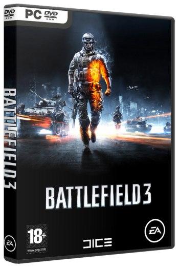 Battlefield 3  Батлфилд 3 (2011) PC  RePack [RUS]