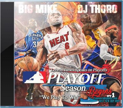 Various Artists - Playoff Season Begins Pt. 1 - 2012