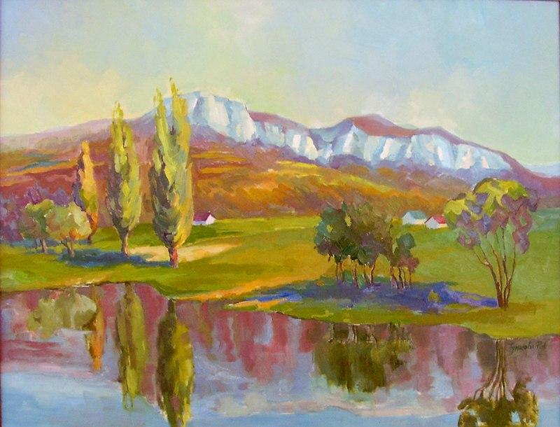 Виставка живопису та скульптури вірменських художників «Сім нот весни»
