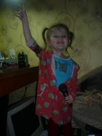 Дарья Алферова, 10 февраля 1983, Омск, id170098144