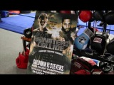 GGG Gennady Golovkin vs Curtis Stevens - Training Camp in Big Bear