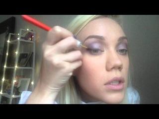 Видео-урок по макияжу от Елены Крыгиной