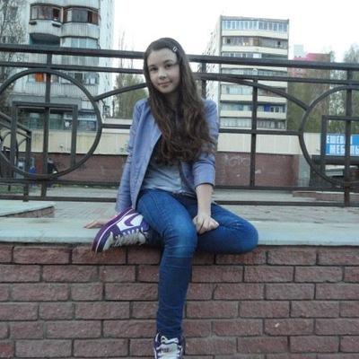 Маша Быкова, 11 апреля 1999, Нижний Новгород, id204224211