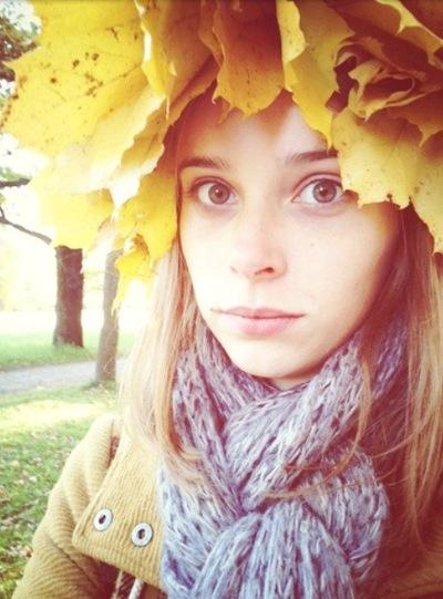 Катерина Павлова, 9 сентября 1993, Санкт-Петербург, id18586689