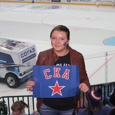 Ната Ша, 22 декабря 1994, Волосово, id142628216