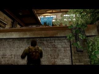 """Игровой канал Iron Heart. Одни из нас / """"The Last of Us"""" #2 — Люди опаснее мутантов / геймплей прохождение игры"""