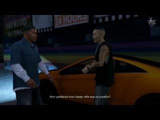 Игровой канал Iron Heart. Grand Theft Auto 5 [Ночные гонки] Геймплей Прохождение игры #2   GTA 5