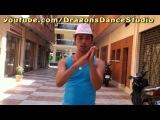 Школа танцев Драконы. Как улучшить волну рукой (arm wave). Dubstep dance / waving / tutorial