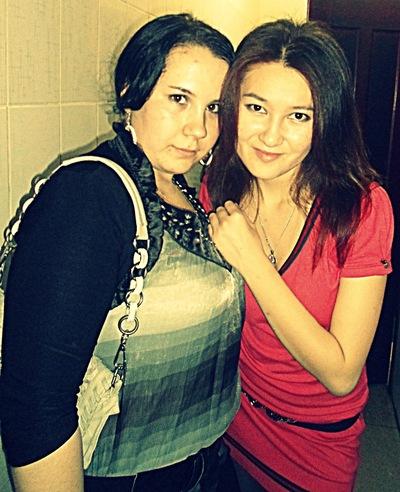 Соня Закирина, 1 июля 1991, Саранск, id189352201