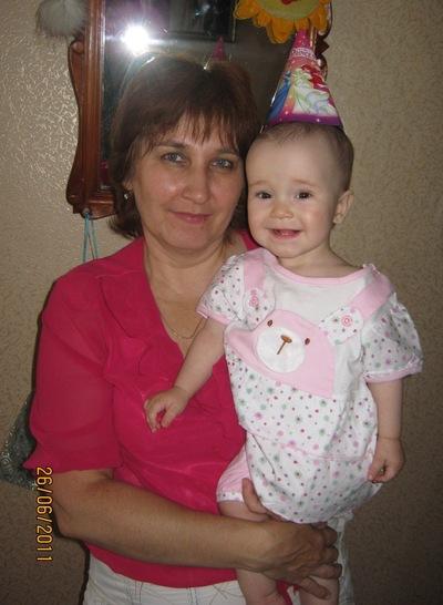 Роза Мингазова-Ихсанова, 13 октября 1988, Донецк, id186614273