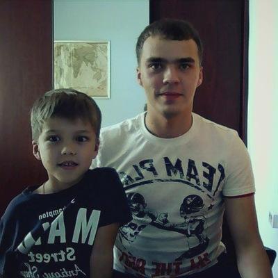 Иван Пинигин, 12 мая , Москва, id170432463