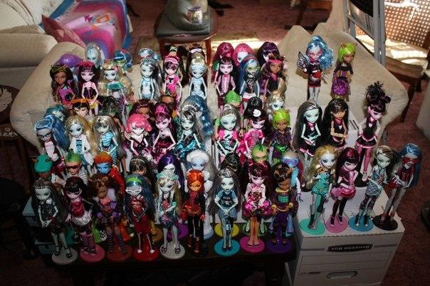 Монстр хай куклы updated the community photo