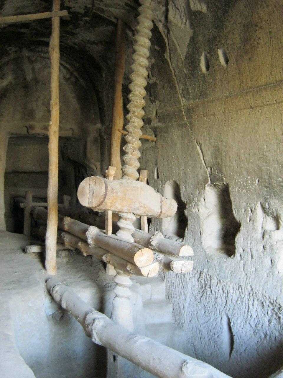 Маслодавильня в Белисирма (Belisirma)
