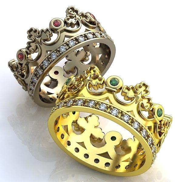 обручальные кольца  и цены