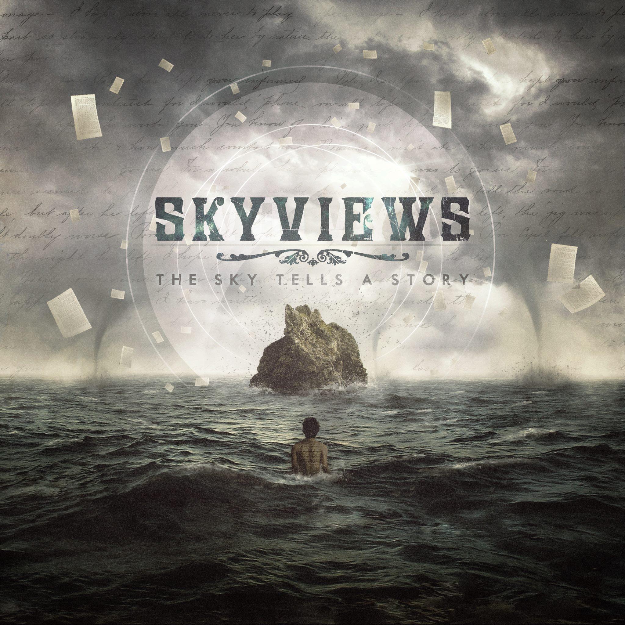 Skyviews - The Sky Tells A Story [EP] (2012)